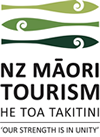 New Zealand Maori Tourism logo