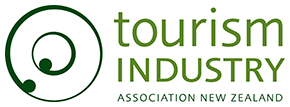 Tourism Industry Association of New Zealand logo